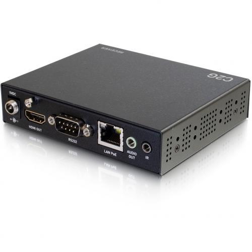 C2G 4K HDMI Over IP Decoder   4K 60Hz Alternate-Image3/500