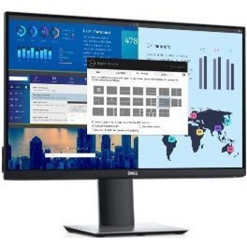 "Dell P2421DC 23.8"" WQHD LED LCD Monitor   16:9 Alternate-Image3/500"