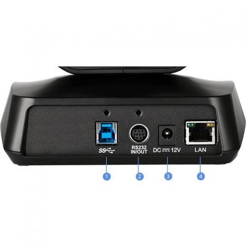 AVer CAM520 Pro (PoE) Video Conferencing Camera   2 Megapixel   60 Fps   USB 3.1 Alternate-Image3/500