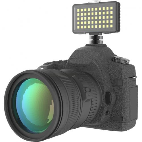DigiPower InstaFame   Super Compact 50 LEDs Video Light Alternate-Image3/500