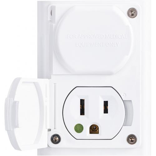 CyberPower MPV615P 6 Outlet Power Strip Alternate-Image3/500