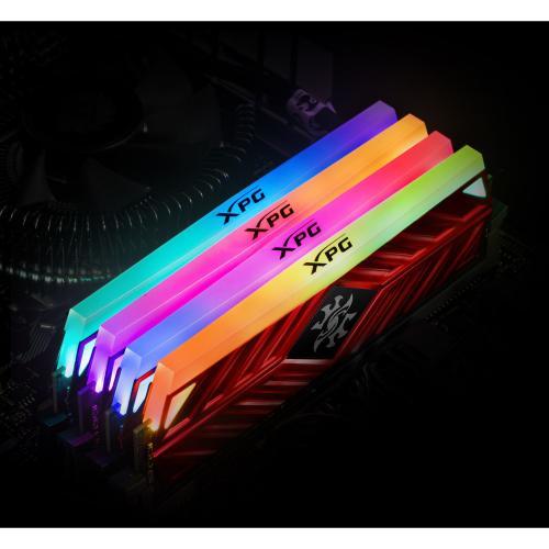 XPG SPECTRIX D41 DDR4 RGB Memory Kit Alternate-Image3/500