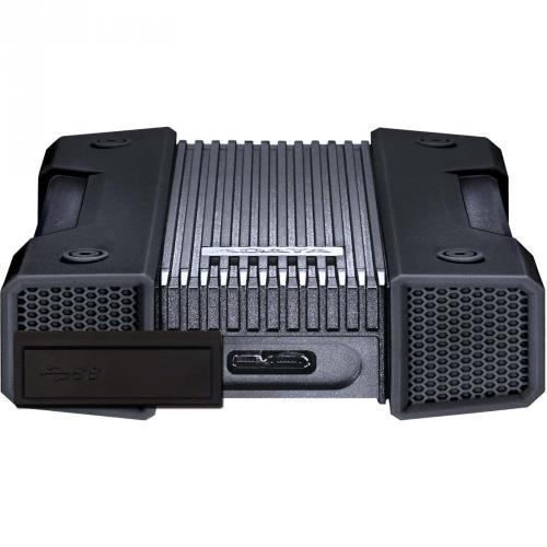 Adata HD830 AHD830 4TU31 CBK 4 TB Hard Drive   External   Black Alternate-Image3/500