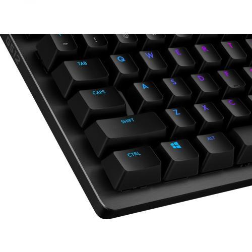 Logitech G512 LIGHTSYNC RGB Mechanical Gaming Keyboard Alternate-Image3/500