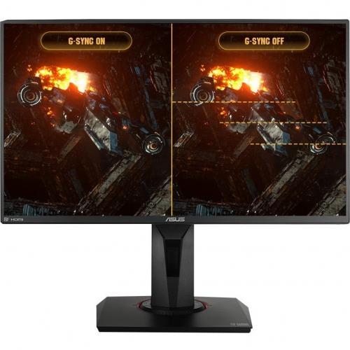 "TUF VG259QM 24.5"" Full HD LED Gaming LCD Monitor   16:9   Black Alternate-Image3/500"