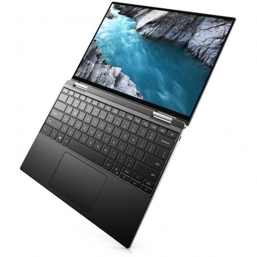 "Dell XPS 13 7390 13.3"" Touchscreen Notebook   4K UHD   3840 X 2160   Intel Core I7 (10th Gen) I7 10510U Quad Core (4 Core)   8 GB RAM   256 GB SSD   Platinum Silver, Carbon Fiber Black Alternate-Image3/500"