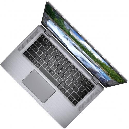 """Dell Latitude 9000 9510 15"""" Touchscreen Notebook   WUXGA   1920 X 1200   Intel Core I5 (10th Gen) I5 10310U Quad Core (4 Core) 1.70 GHz   16 GB RAM   256 GB SSD   Anodized Titan Gray Alternate-Image3/500"""