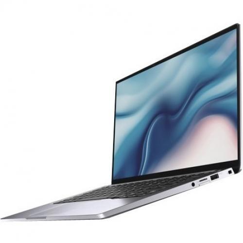 """Dell Latitude 9000 9410 14"""" Touchscreen 2 In 1 Notebook   1920 X 1280   Intel Core I5 (10th Gen) I5 10210U Quad Core (4 Core) 1.60 GHz   8 GB RAM   256 GB SSD   Anodized Titan Gray Alternate-Image3/500"""