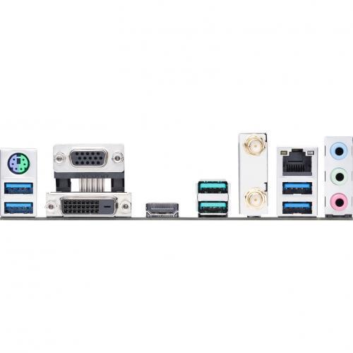 Asus Prime B550M A (WI FI) Desktop Motherboard   AMD Chipset   Socket AM4   Micro ATX Alternate-Image3/500