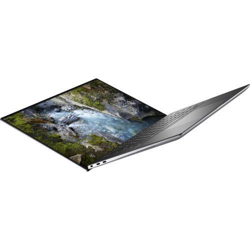 """Dell Precision 5000 5550 15"""" Mobile Workstation   WUXGA   1920 X 1200   Intel Core I7 (10th Gen) I7 10750H Hexa Core (6 Core) 2.60 GHz   32 GB RAM   512 GB SSD Alternate-Image3/500"""