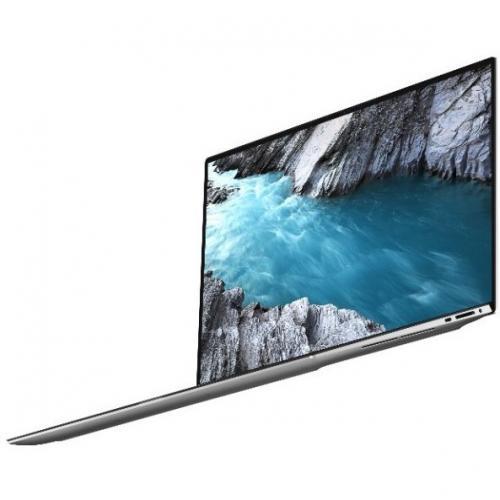 "Dell XPS 15 9500 15.6"" Notebook   Full HD Plus   1920 X 1200   Intel Core I7 (10th Gen) I7 10750H Hexa Core (6 Core)   16 GB RAM   512 GB SSD   Platinum Silver, Carbon Fiber Black Alternate-Image3/500"