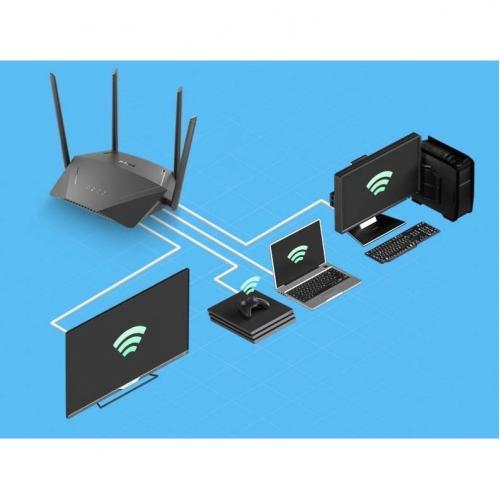 D Link DIR 1750 IEEE 802.11ac Ethernet Wireless Router Alternate-Image3/500