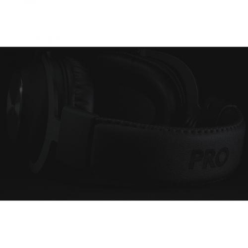Logitech PRO X Wireless Lightspeed Gaming Headset Alternate-Image3/500