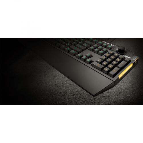 TUF K1 Gaming Keyboard Alternate-Image3/500