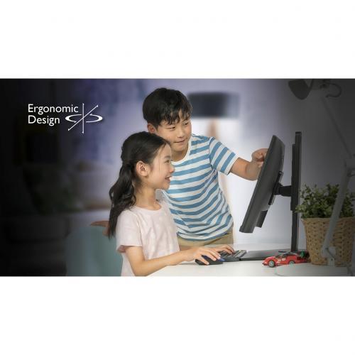 "BenQ GW2780T 27"" Full HD LED LCD Monitor   16:9   Black Alternate-Image3/500"