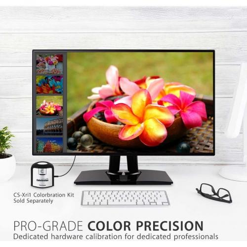 "Viewsonic VP2468a 23.8"" Full HD LED LCD Monitor   16:9 Alternate-Image3/500"