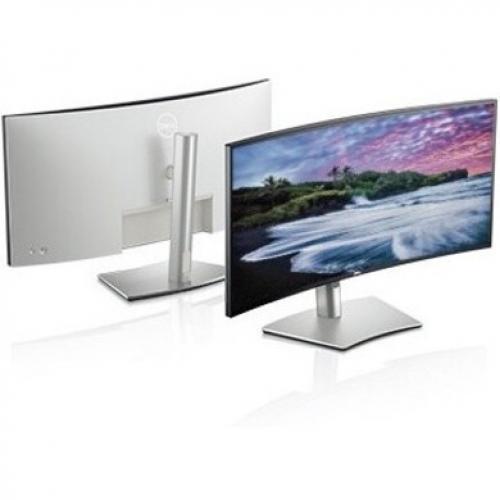 "Dell UltraSharp U3421WE 34.1"" Curved Screen LCD Monitor Alternate-Image3/500"
