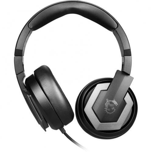 MSI Immerse GH61 Gaming Headset Audio By ONKYO Alternate-Image3/500