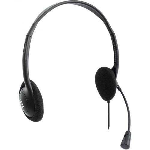 Manhattan Stereo USB Headset Alternate-Image3/500