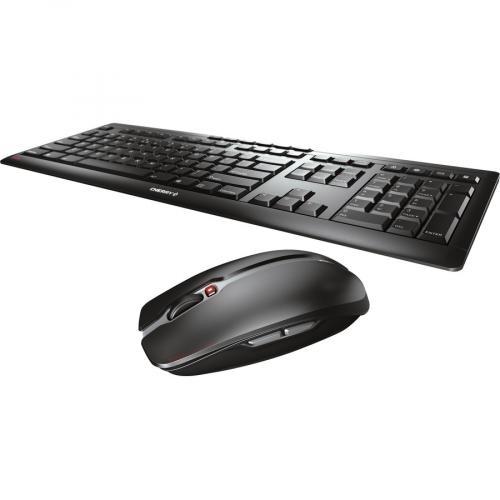 CHERRY STREAM DESKTOP Keyboard & Mouse Alternate-Image3/500