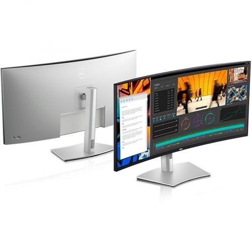 "Dell UltraSharp U4021QW 39.7"" WUHD Curved Screen LCD Monitor Alternate-Image3/500"