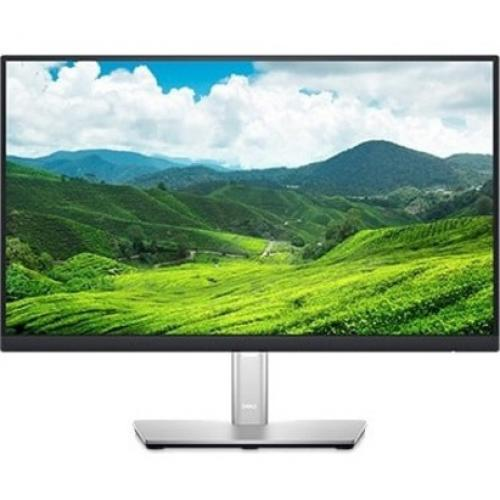 """Dell P2222H 21.5"""" Full HD WLED LCD Monitor   16:9   Black, Silver Alternate-Image3/500"""