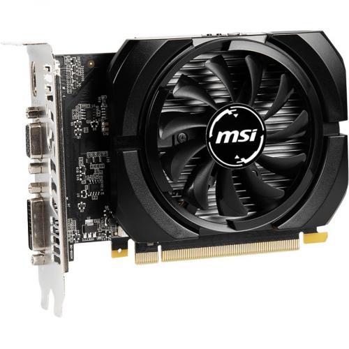 MSI NVIDIA GeForce GT 730 Graphic Card   4 GB GDDR3 Alternate-Image3/500
