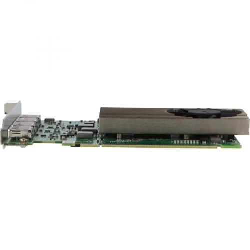 VisionTek AMD Radeon RX 550 Graphic Card   4 GB GDDR5   Full Height Alternate-Image3/500