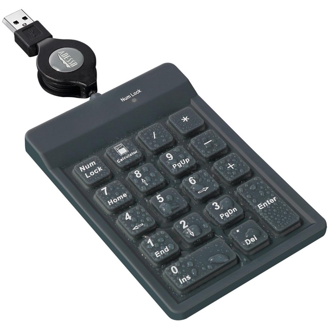 Adesso AKP 218 18 Key Waterproof Key Pad Alternate-Image4