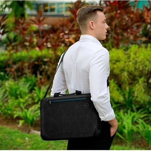"""Dell Essential ES1520C Carrying Case (Briefcase) For 15"""" To 15.6"""" Notebook   Black Alternate-Image4/500"""