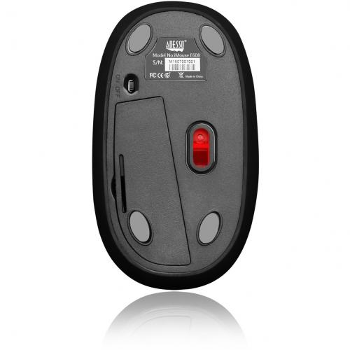 Adesso IMouse E60B   Wireless Anti Stress Gel Mouse Alternate-Image4/500