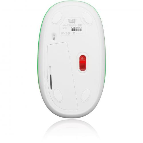 Adesso IMouse E60G   Wireless Anti Stress Gel Mouse Alternate-Image4/500