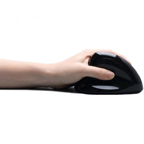 Adesso IMouse E70   2.4 GHz Wireless Vertical Lefthanded Programmable Mouse Alternate-Image4/500