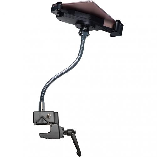 CTA Digital Heavy Duty Gooseneck Clamp Stand For 7 13In Tablets Alternate-Image4/500