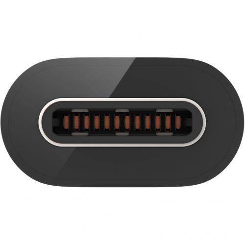 Belkin USB C™ (aka Type C™) To Micro USB Adapter F2CU058btBLK Alternate-Image4/500