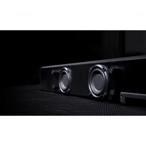AVerMedia SonicBlast GS333 2.1 Bluetooth Sound Bar Speaker   60 W RMS   Black, Blue Alternate-Image4/500