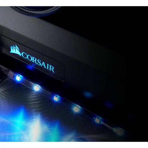 Corsair Crystal 570X RGB Mirror Black Tempered Glass, Premium ATX Mid Tower Case Alternate-Image4/500