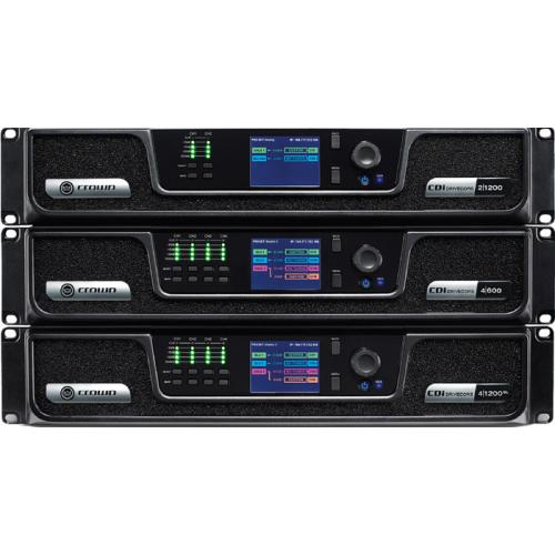 Crown 2|300 Amplifier   600 W RMS   2 Channel Alternate-Image4/500