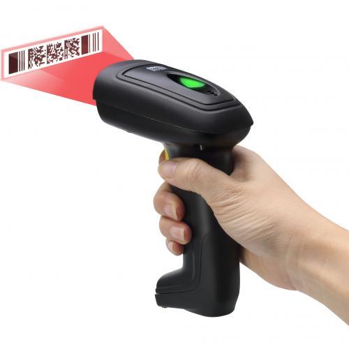 Adesso NuScan 7400TR Handheld Barcode Scanner Alternate-Image4/500