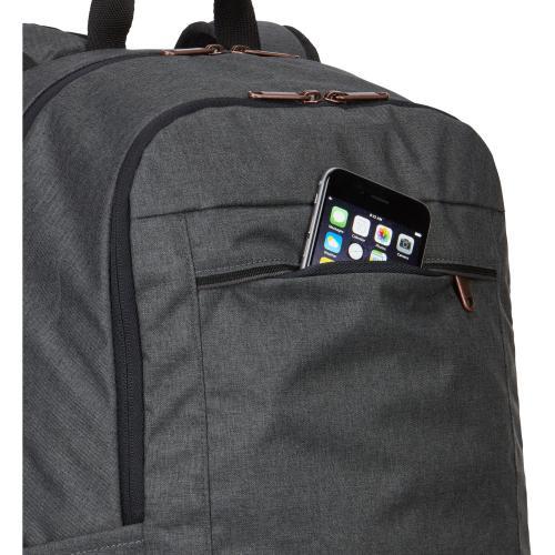 """Case Logic Era 3203697 Carrying Case (Backpack) For 16"""" Notebook   Black Alternate-Image4/500"""