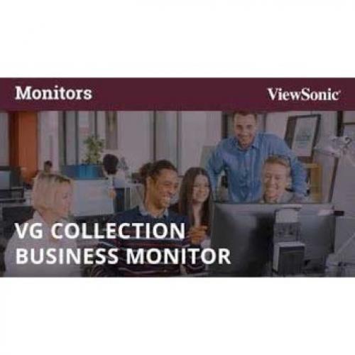 "Viewsonic VG2248 22"" Full HD WLED LCD Monitor   16:9 Alternate-Image4/500"