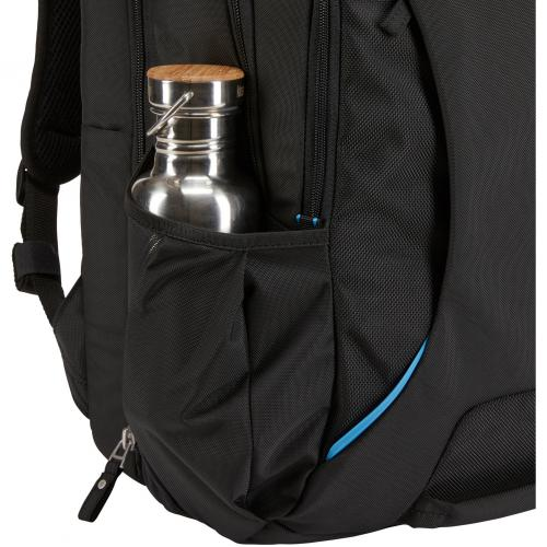 """Case Logic BEBP 315 BLACK Carrying Case (Backpack) For 15.6"""" Notebook   Black Alternate-Image4/500"""