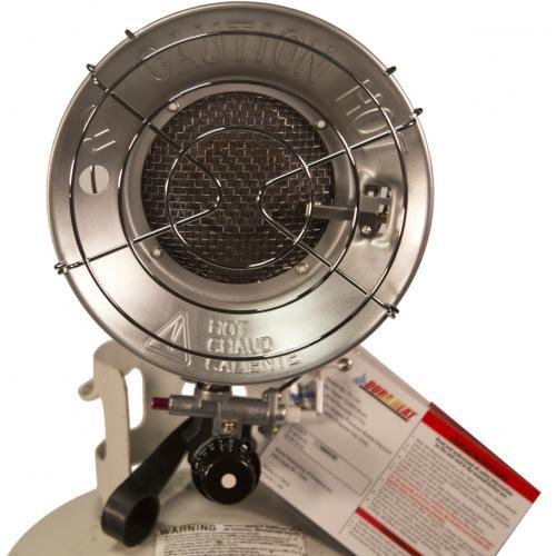 DuraHeat TT 15CSA Propane(LP) Tank Top Heater With Tip Over Shut Off Alternate-Image4/500