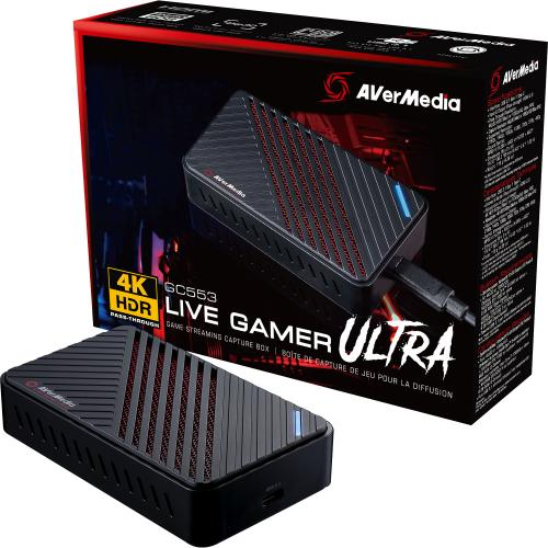 AVerMedia Live Gamer Ultra (GC553) Alternate-Image4/500
