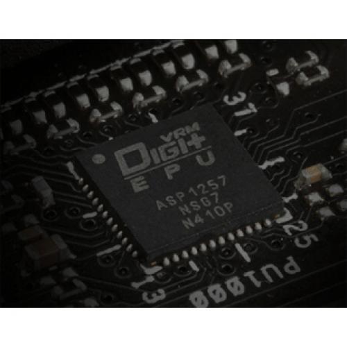 Asus ROG Strix B450 F GAMING Desktop Motherboard   AMD Chipset   Socket AM4 Alternate-Image4/500