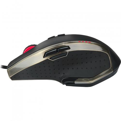 Adesso Multi Color 9 Button Programmable Gaming Mouse Alternate-Image4/500