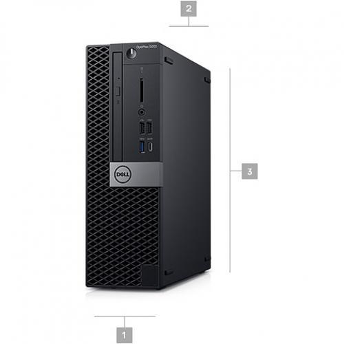 OPTI 5060 I5/3.0 6C 4GB 500GB W10 Alternate-Image4/500