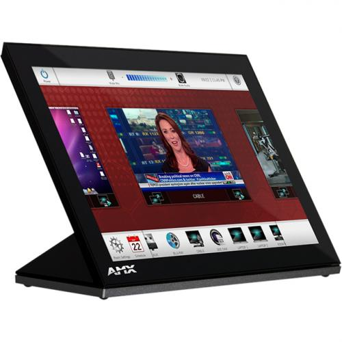 "AMX 10.1"" Modero G5 Tabletop Touch Panel Alternate-Image4/500"