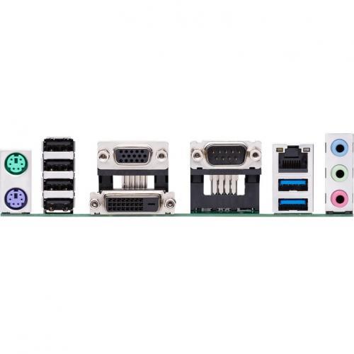 Asus Prime H310M C R2.0/CSM Desktop Motherboard   Intel Chipset   Socket H4 LGA 1151 Alternate-Image4/500