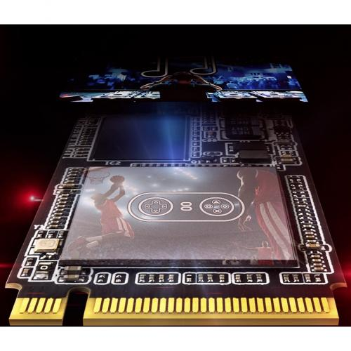 XPG SX8200 Pro 256 GB Solid State Drive   M.2 2280 Internal   PCI Express (PCI Express 3.0 X4) Alternate-Image4/500